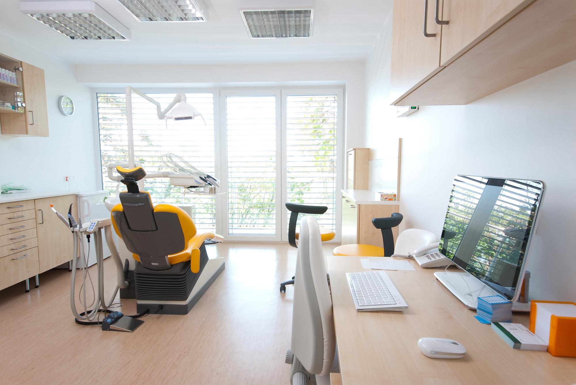 medical office design toronto