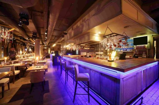 restaurant design toronto